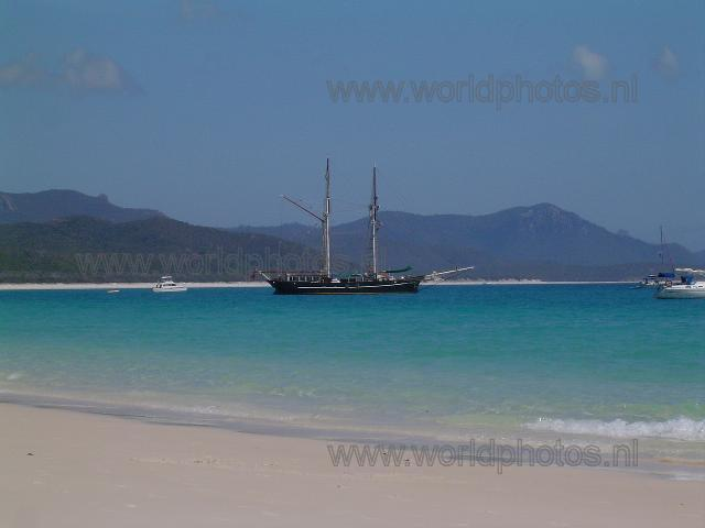 Australië - Whitsunday islands