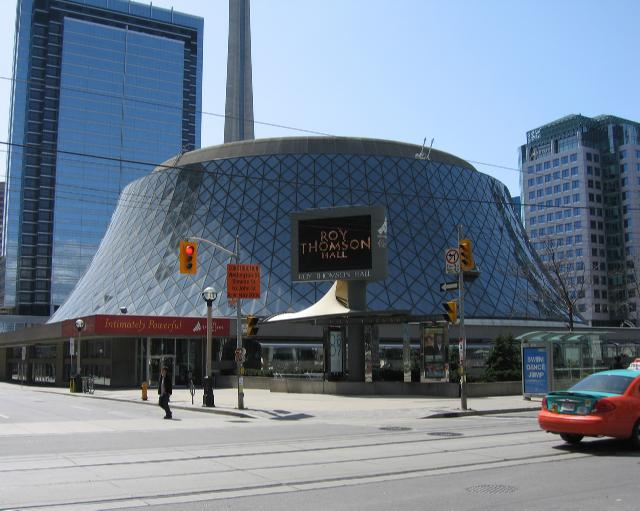 Canada - Roy Thomson Hall