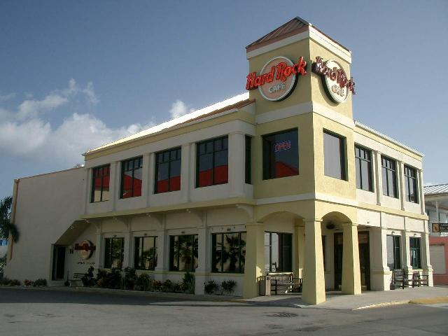 Cayman eilanden - Hard Rock Cafe