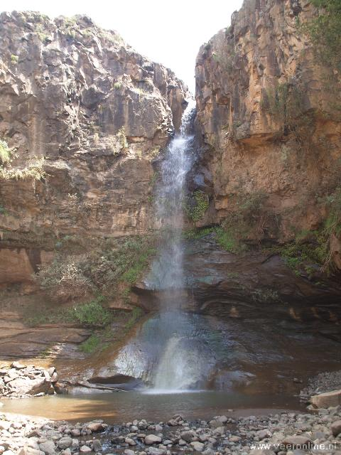 Lesotho - Waterval