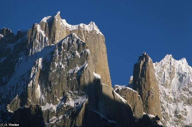 Pakistan - Trango Tower