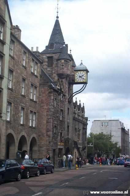 Schotland - The old Tolbooth