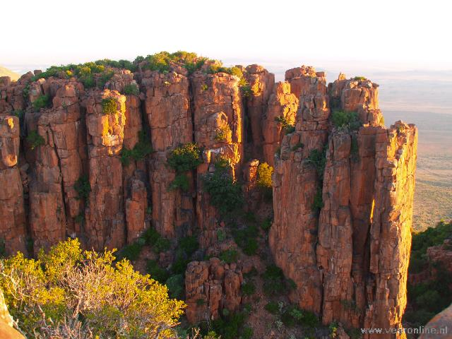 Zuid Afrika - Valley of Desolation