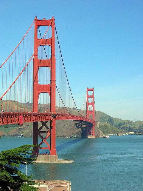 Verenigde Staten - Golden Gate Bridge