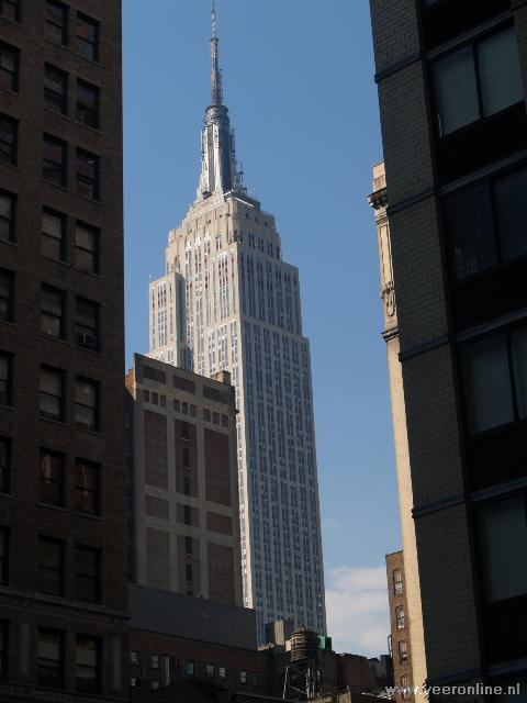 United States of America - Empire State Builing