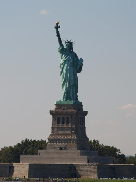 United States of America - The statute of Liberty