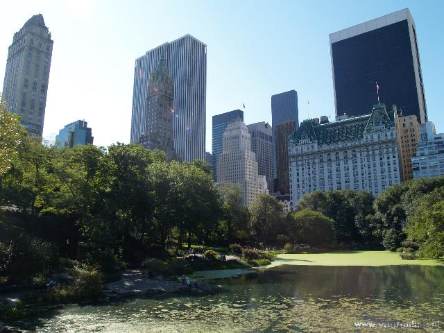 United States of America - Central Park