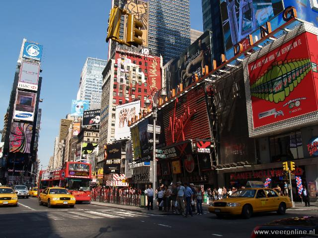 United States of America - Times Square - Broadway